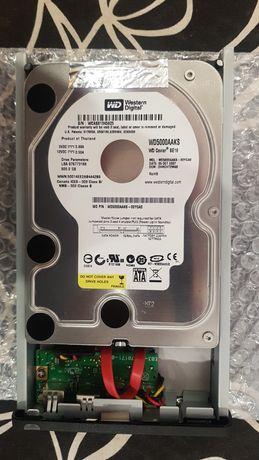 Disco HDD SATA Western Digital Blue 500 GB