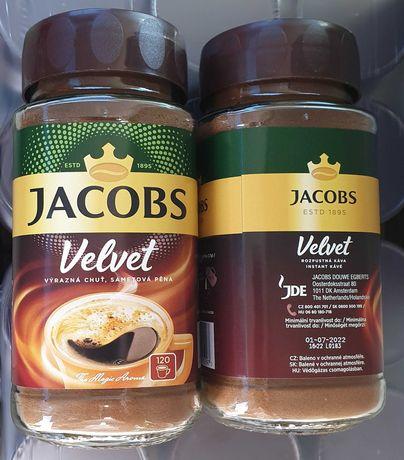 Кава розчина ЯКОБЗ Jacobs VILVET Оптом. Та роздріб.
