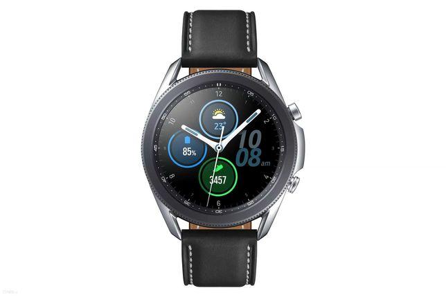 NOWY.Samsung Galaxy Watch 3 SM-R840 45mm Srebrny