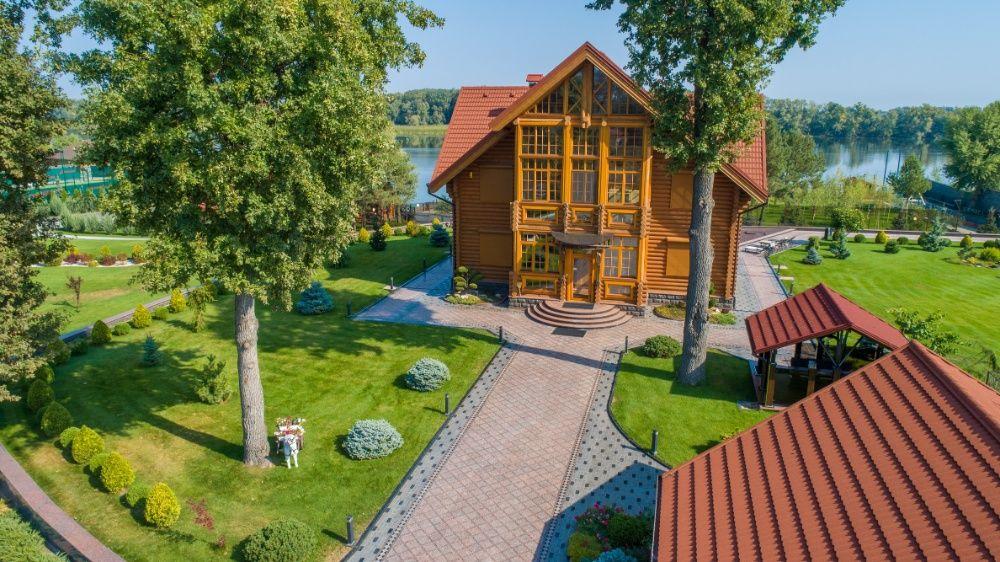 Дом с бассейном у Днепра, Сокирна Черкассы - изображение 1