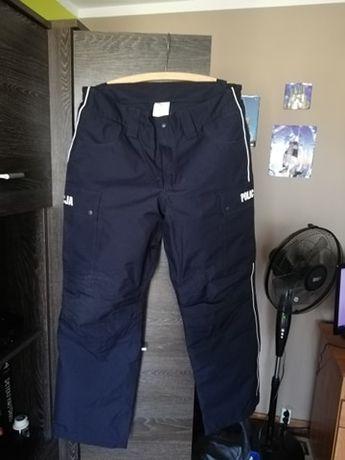 spodnie służbowe zimowe