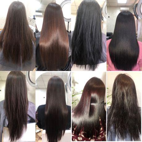 Ботокс кератин для волос!!