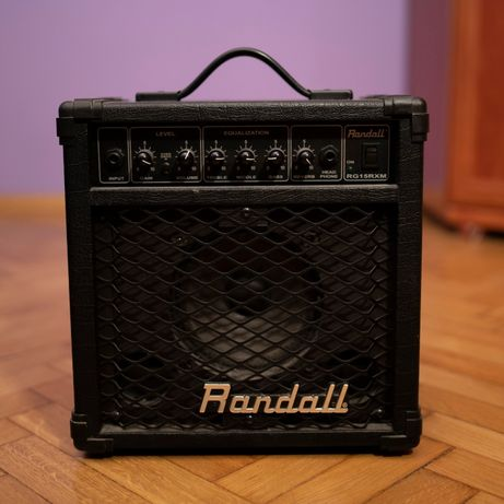 Randall Wzmacniacz gitarowy 15W RG15RXM