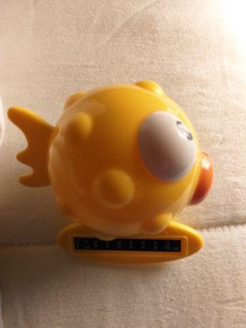 Termômetro banho bebé chicco