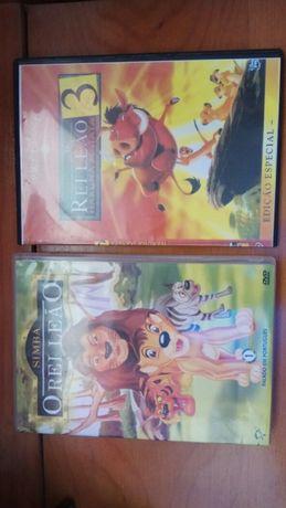 Oportunidade - 34 filmes infantis em Dvd