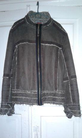 На Весну куртка мужская коричневая р-48-50