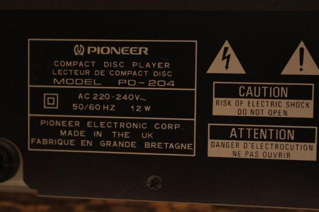 CD-проигрыватель Pioneer PD-204