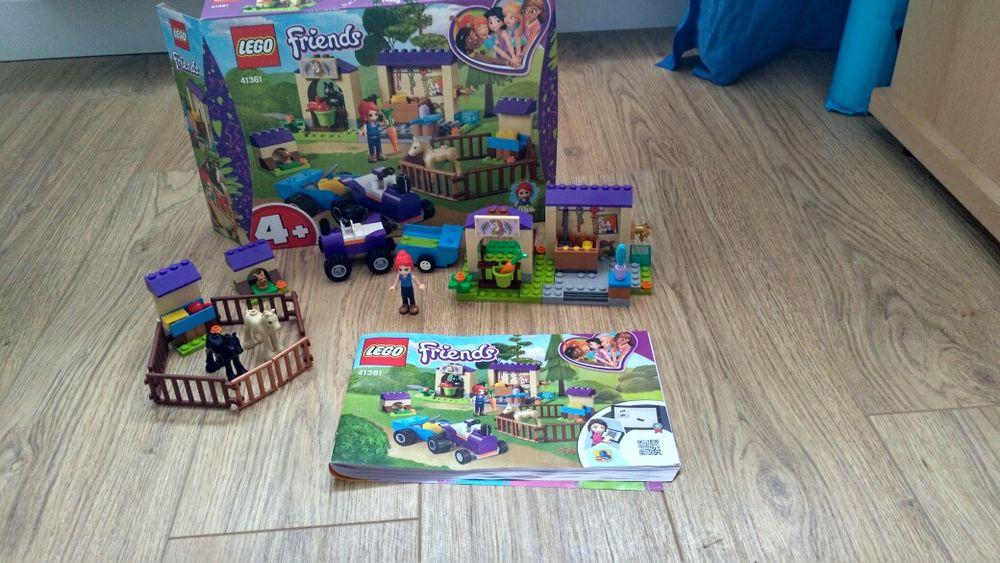Klocki Lego 41361 friends Stajnia że źrebakami Mysłowice - image 1
