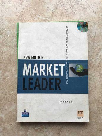 Рабочая тетрадь Market Leader 3rd with CD