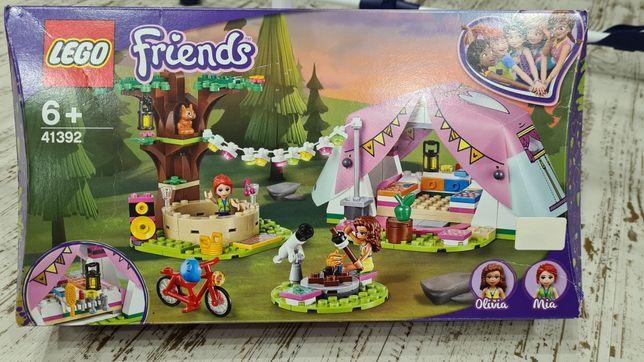 Конструктор лего френдс 41392 Lego friends роскошный отдых на природе