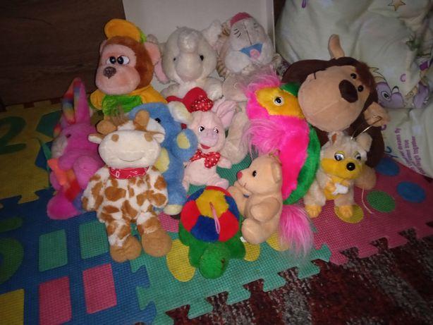 Продам іграшки м'які