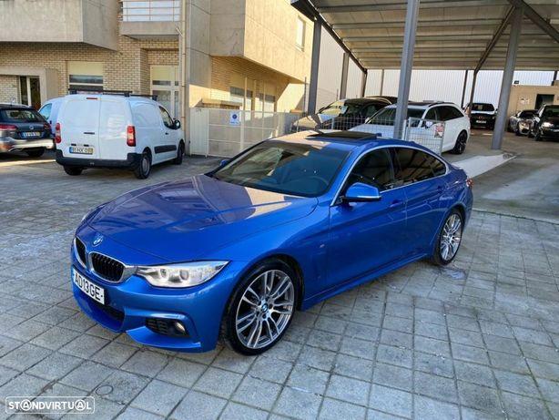 BMW 418 Gran Coupé d Pack M