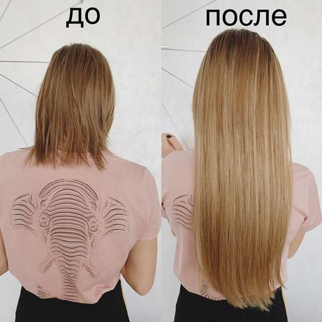 Наращивание/Коррекция волос Киев метро Олимпийская