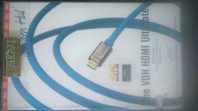 Van Den Hul HDMI Ultimate srebrny 1metr