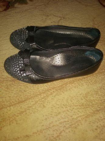 Турция кожаные туфли 36 розмер