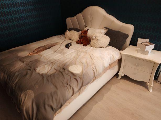Двухспальная кровать Madrid с подъёмным механизмом 160х200 см