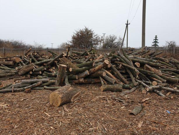 Продам дрова механизированной разделки