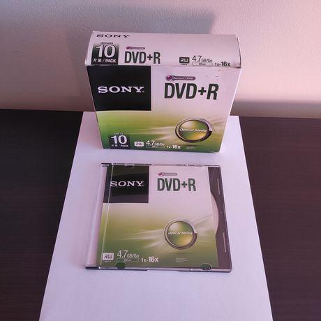 Płyty DVD+R RW 4.7GB / 120min 1x-16x