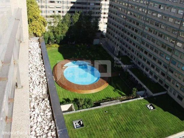 Apartamento T2 de luxo em condomínio fechado em Matosinhos