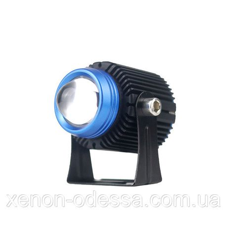 Светодиодные линзы противотуманки Bi-LED FOG mini 3000K/6000К FOG Whit
