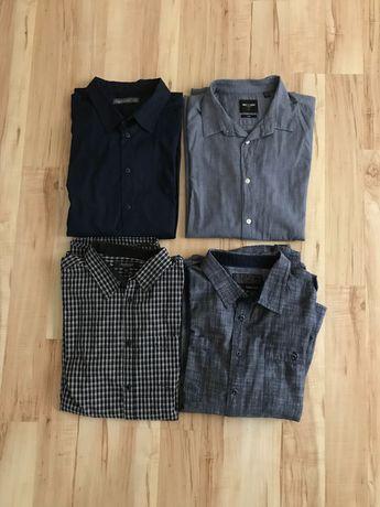 Zestaw koszul  xxl