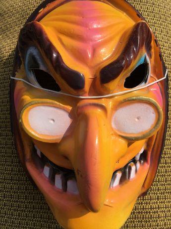 Maska wiedzma czarownica