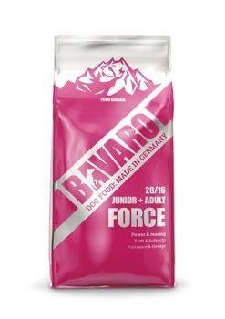 Bavaro Junior+Adult Force 18 кг - корм для цуценят і дорослих собак (