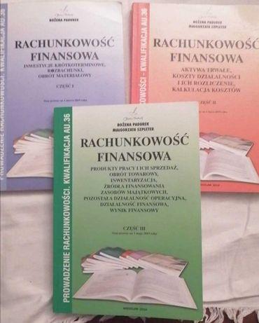 Książki Rachunkowość Finansowa