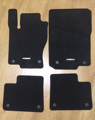 Велюровые ковры Mercedes для ML-GL, GLE-GLS 166 кузов 1666800488Q94