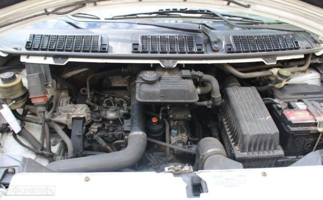 Motor Fiat Scudo 1.9D 70cv wjy wjz dw8 Caixa de Velocidades Automatica - Motor de Arranque  - Alternador - compressor Arcondicionado - Bomba Direção