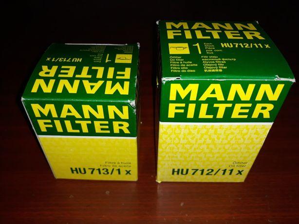 Масляный фильтр MANN-FILTER HU 713/1x