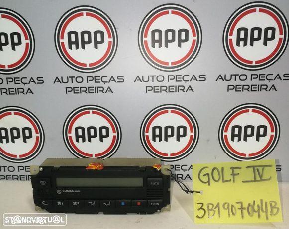 Comandos AC Sofagem Climatronic Vw Golf 4, ref 3B1907044B.