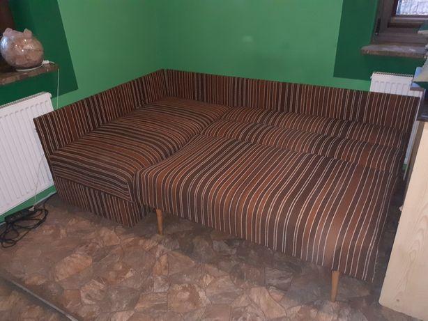 Łóżko narożnik ODDAM