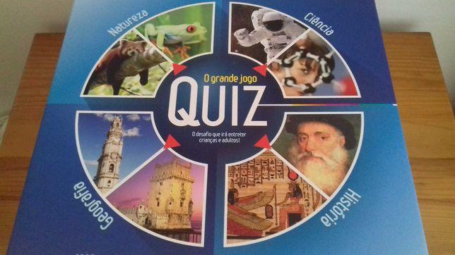 Jogo de Tabuleiro - O Grande Jogo Quiz