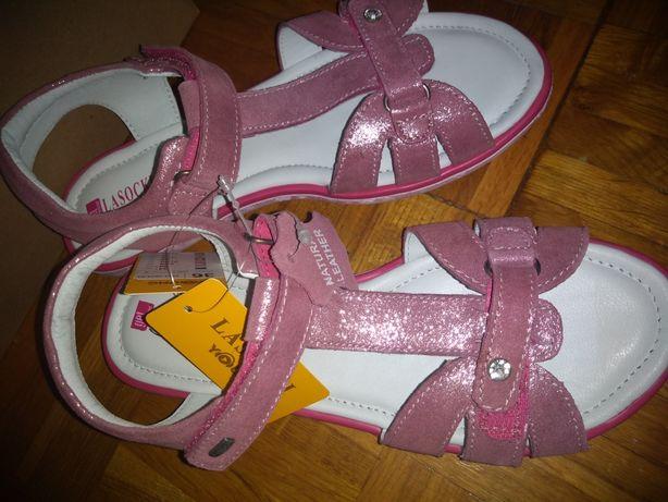 Nowe sandałki Lasocki rozmiar 36