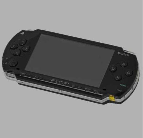 Consola portátil  Sony - Play Statiom portable + 6 jogos