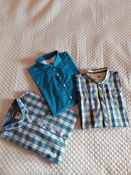 Koszule męskie cropp rozmiar M