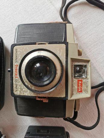 Conjunto máquinas fotográficas
