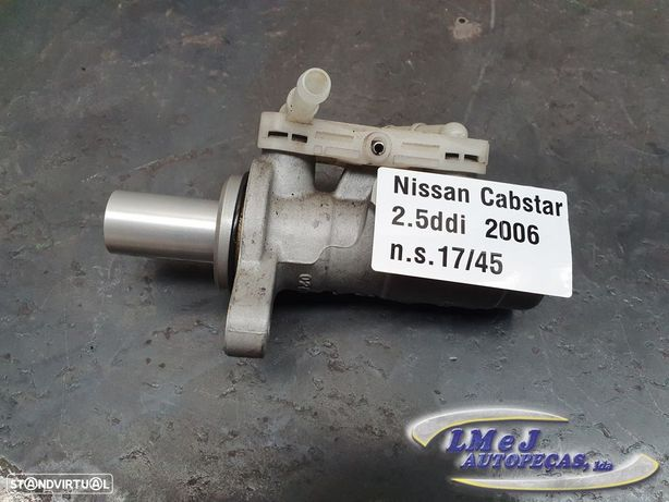 Bomba Travões Usado NISSAN CABSTAR 2006