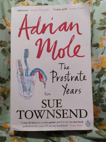 Книга на английском языке Adrian Mole: The Prostrate Years