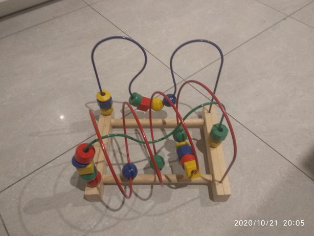 Przeplatanka Mula Ikea