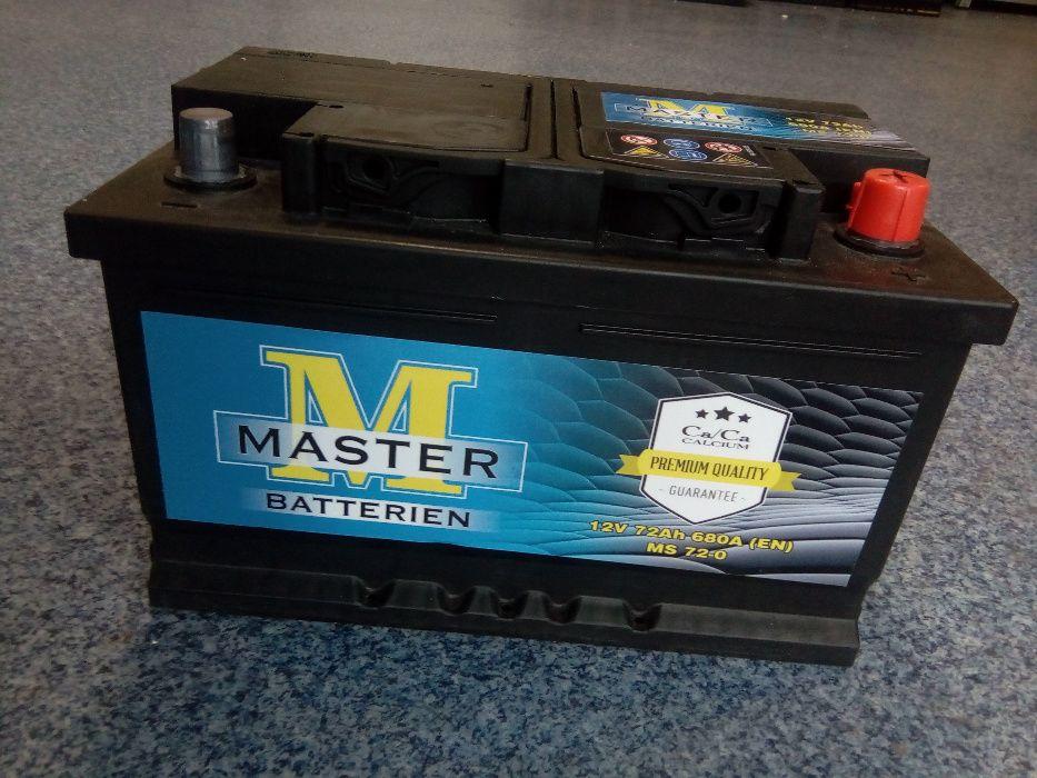 Akumulator MASTER VARTA 12V 72Ah 680A Jasło