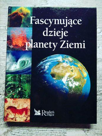 Książka Fascynujące dzieje planety Ziemi- Reader's Digest