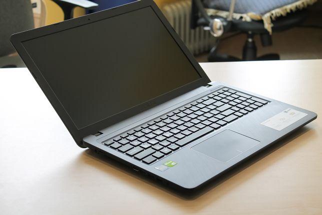Ноутбук ASUS FHD 5+.i3 7thx4.8GB DDR4.IntelHD+GeForce.1000ГБ HDD