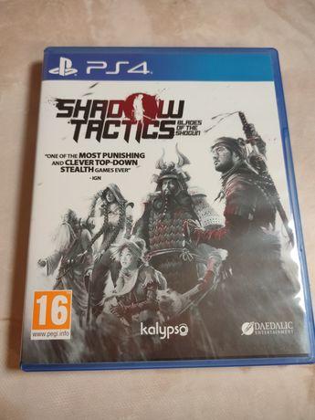 Shadow Tactics PS4 - Novo