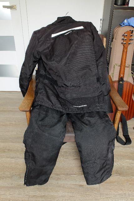 Męski komplet Hein Gericke rozmiar L kurtka, spodnie i rękawice