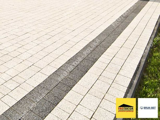 BRUK-BET KONTUR kostka brukowa betonowa chodnikowa dekoracyjna 6cm