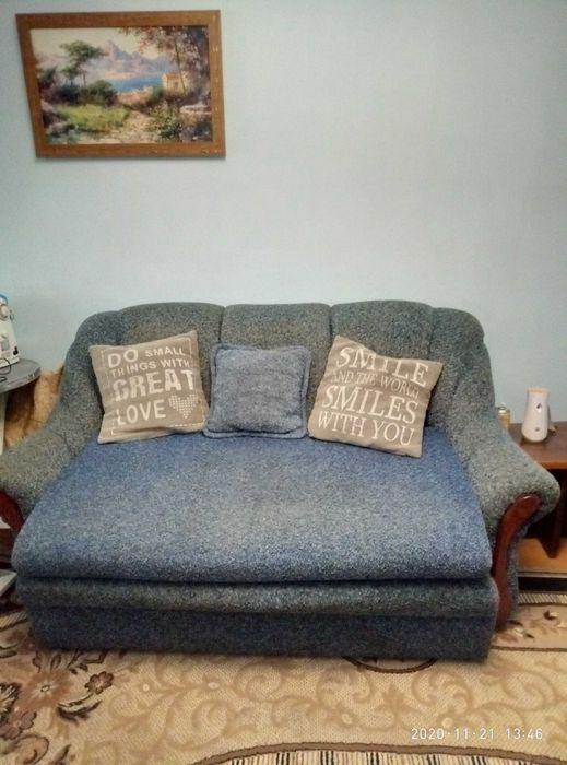Диван  раскладной и кресло кровать. Первомайск - изображение 1