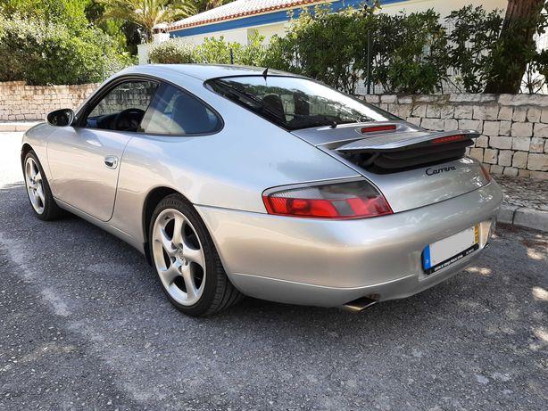 996 Carrera 2 Certificado ACP Clássicos Cx/Manual