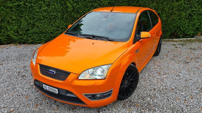 Ford Focus ST 2.5 Turbo 225ps SuperSprint Orange Xenon H&R 19 Szwajcar